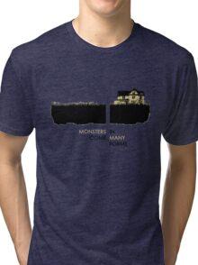 10 Cloverfield Lane Tri-blend T-Shirt