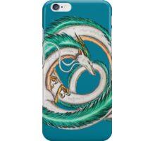 Haku dragon - Spirited Away iPhone Case/Skin