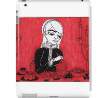Sovereigns Hate Sweets - Red iPad Case/Skin