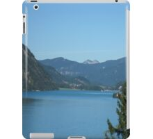 Achen Lake iPad Case/Skin