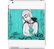 Sovereigns Hate Sweets - Blue iPad Case/Skin