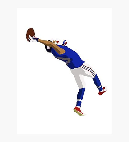 Odell Beckham Jr Catch of the Year Photographic Print