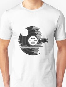 Star Wars - Death Star Vinyl Unisex T-Shirt