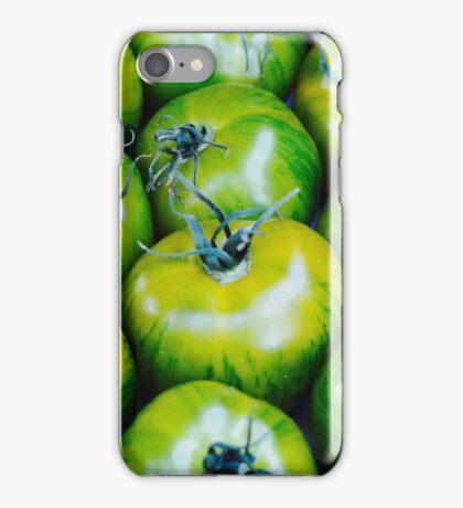Green Tomatoes iPhone Case/Skin