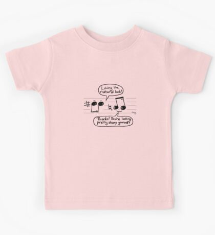 Musical Compliments Kids Tee