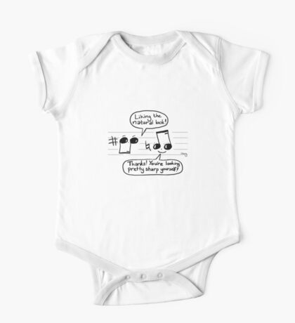 Musical Compliments One Piece - Short Sleeve