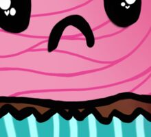 Angry Cupcake - RC Collection Sticker