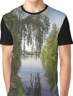 River Thames, Windsor UK Graphic T-Shirt