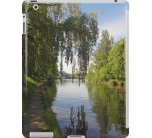 River Thames, Windsor UK iPad Case/Skin