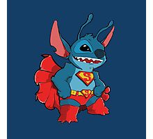 Super Ohana Hero  Photographic Print