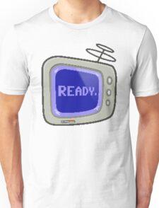 Commodore 64 Monitor Screen TV Unisex T-Shirt
