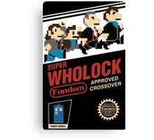 Super Wholock - Cartridge Canvas Print