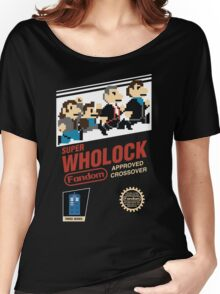 Super Wholock - Cartridge Women's Relaxed Fit T-Shirt