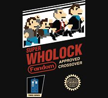 Super Wholock - Cartridge Unisex T-Shirt