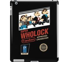 Super Wholock - Cartridge iPad Case/Skin