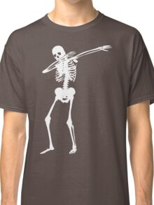 Dab Skeleton Art Classic T-Shirt