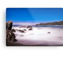 Breaker Bay, Wellington, NZ Metal Print