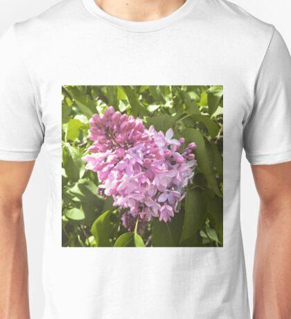 Lilac Unisex T-Shirt