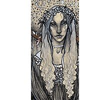 Elven Flower Crowns Photographic Print