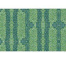 Klimt Inspired Reflection Photographic Print