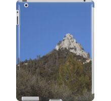 Moro Rock in the Sequoia National Forest iPad Case/Skin