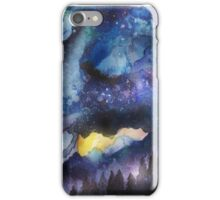 Crying Lightning #2 iPhone Case/Skin