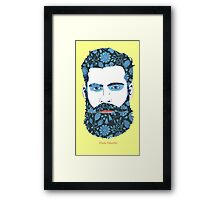 Beard Power Framed Print