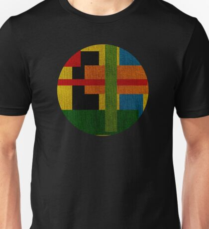 fabrics color Unisex T-Shirt