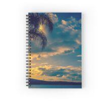 Mexico Sunset  Spiral Notebook
