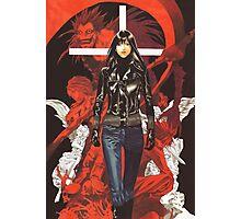 Death Note Rider Photographic Print