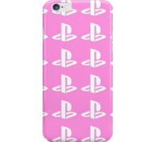 Playstation Symbol Pattern iPhone Case/Skin