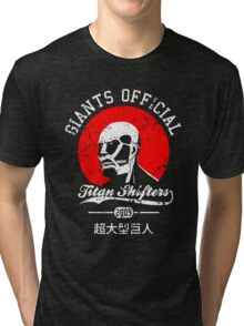 Giants Official Tri-blend T-Shirt