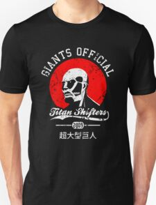 Giants Official T-Shirt