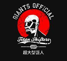 Giants Official Unisex T-Shirt