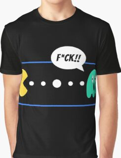 PAC MAN EPIC WIN Graphic T-Shirt