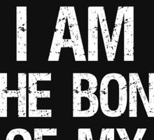 """I am the Bone of my Sword""-Archer-Fate Stay Night Sticker"