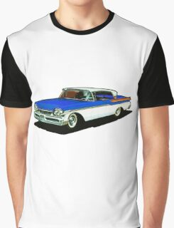 1957 Mercury Cruiser Graphic T-Shirt