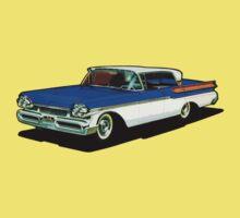 1957 Mercury Cruiser Baby Tee