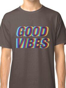 Good Vibes Trippy Classic T-Shirt