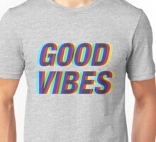 Good Vibes Trippy Unisex T-Shirt
