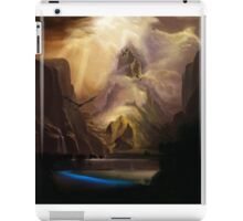 The Middle Mountain iPad Case/Skin
