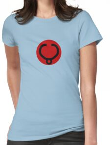 Ancient Spirits of Evil Womens Fitted T-Shirt