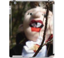 Curse Of The Vampire iPad Case/Skin