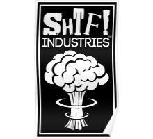 SHTF Logo Poster