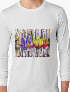 Primary Heartbeat Long Sleeve T-Shirt