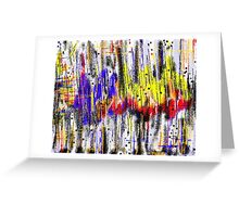 Primary Heartbeat Greeting Card