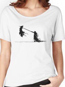 Cloud vs Sephiroth Women's Relaxed Fit T-Shirt