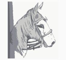 Horse One Piece - Short Sleeve