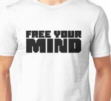 Motivational Spiritual Message Text Unisex T-Shirt