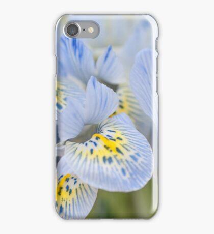 Bunch of Blue Mini Irises  iPhone Case/Skin